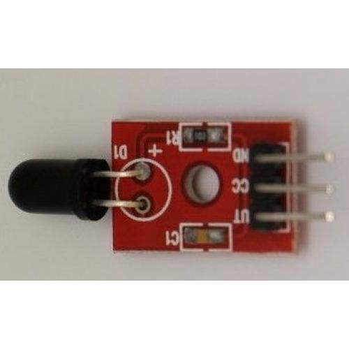 Ateş Algılayıcı Sensör Kartı