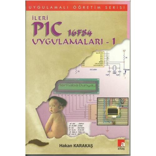 İleri PIC Uygulamaları (16F84)