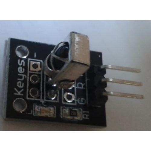 Kızıl ötesi alıcı sensör kartı