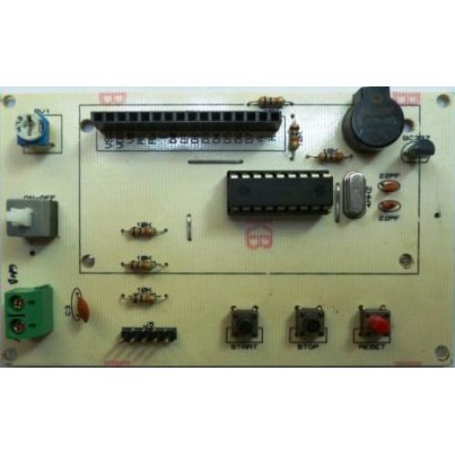 LCD/KRONOMETRE PROJESİ
