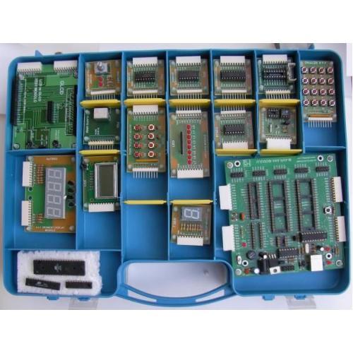 M-AVR (Modüler AVR Eğitim Seti)