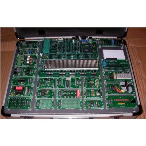 MDS-P2  PIC Mikrodenetleyici Eğitim Seti