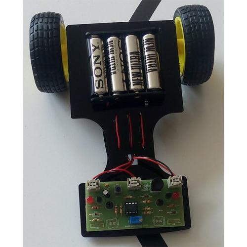 mini ÇİZGİ İZLEYEN ROBOT