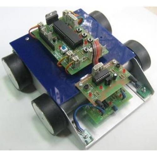 Sumo Robot (Montajlı)